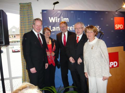 Neujahrsempfang SPD Harburg