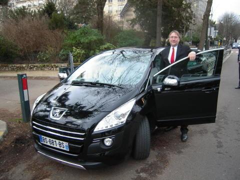Peugeot 3000K