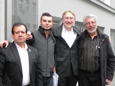 2012_06 Kolumbien Gewerkschafter in H