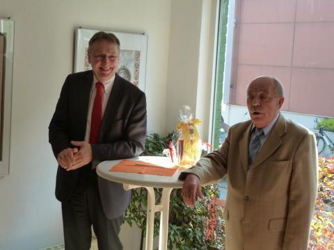 Bernd Lange Und Artur Geisler