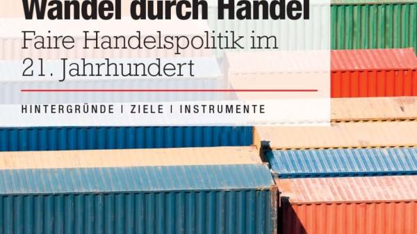 Titelseite Wandel Durch Handel