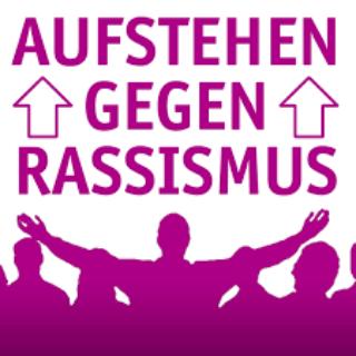 Logo Aufstehen gegen Rassismus
