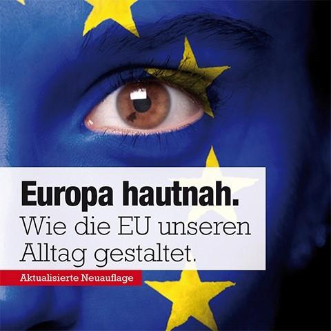 Neuauflage Gr Europa Hautnah