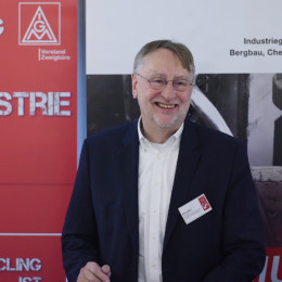 Bernd Lange Aluminium Sozialpartner