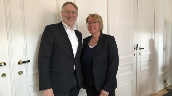 Bernd Lange Otte Kinast
