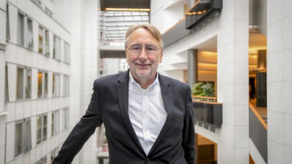 Bernd Lange im Europaparlament