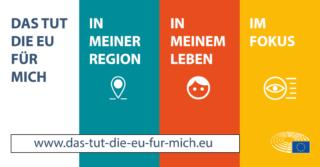 """Logo der Website """"www.das-tut-die-eu-für-mich.eu"""""""