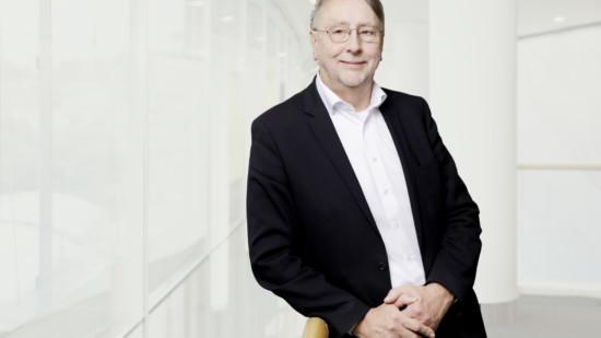 Bernd Lange im Parlament