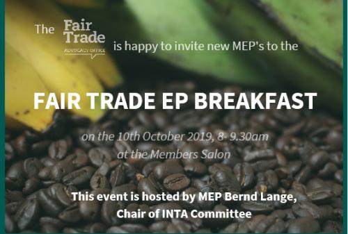 Fair Trade Frühstück