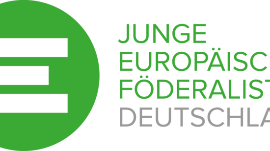 Logo der JEF Deutschland
