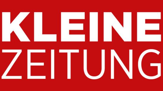 """Logo der Zeitung """"Kleine Zeitung"""""""