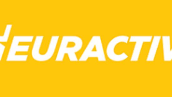 Logo Euractiv
