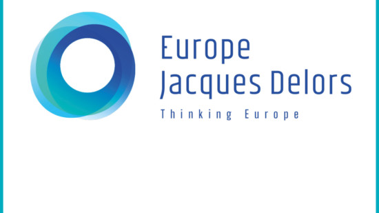 Logo Europe Jacques Delors