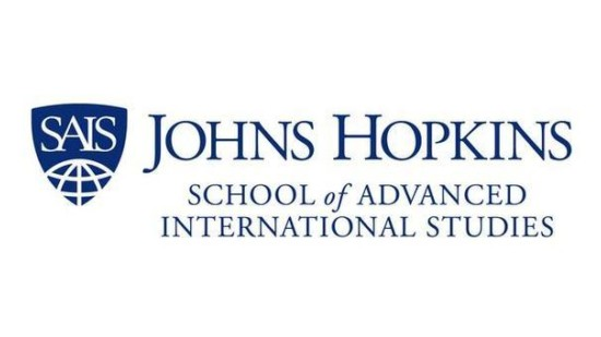 Logo der John Hopkins Universität