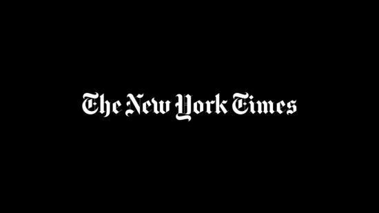 Logo der New York Times