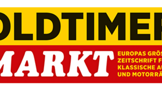 Logo Oldtimer Markt Zeitschrift