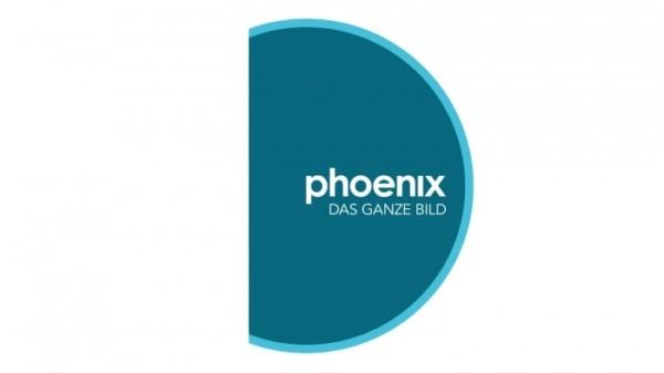 """Motto des Fernsehsenders Phoenix mit dem Motto """"Das ganze Bild"""""""