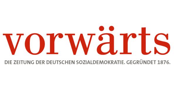 Logo des Vorwärts